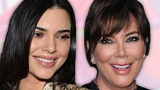 Kendall Jenner Trolls Kris Jenner After Being Left Out On Mother's Day Post