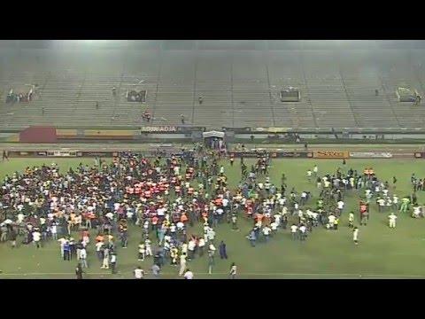 Senegal vs Côte d'Ivoire - CAF Qualifiers 2013 (French)