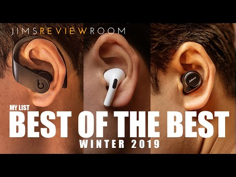 Top 5 Best Of The Best Truly Wireless Earphones For 2019 Into 2020 Lets Go Youtube