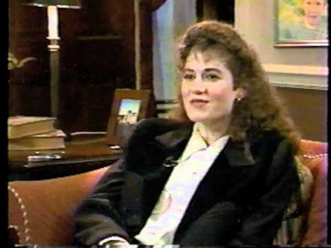 Amy Grant 1991 upon news of hearing of her 4 Grammy nominations