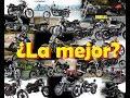 La mejor moto custom de baja cilindrada (todas las marcas, México 2017)