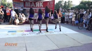 Стрип пластика - атмосфера танца - 27.06.2015 - школа танцев Драйв