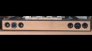 DIY Soundbar: make it yourself