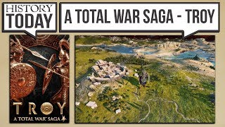 A Total War Saga - TROY (Announcement Trailer and Campaign Map Gameplay)