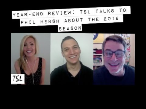 Year-End Review: TSL Talks to Phil Hersh about the 2016 Competitive Season