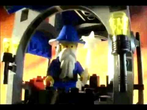 Lego Castle 1995 Royal Knights Commercial Youtube