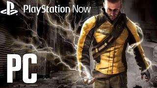 Infamous PC Gameplay Full HD [PlayStation Now]