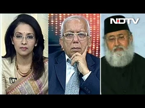 Prime Time: Stakeholders Trying To Resolve Ayodhya Dispute Out Of Court?