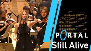 Repeat youtube video Still Alive (Live at Symphony Hall)