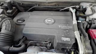 Цокот дизельного двигателя 2.2 Антара
