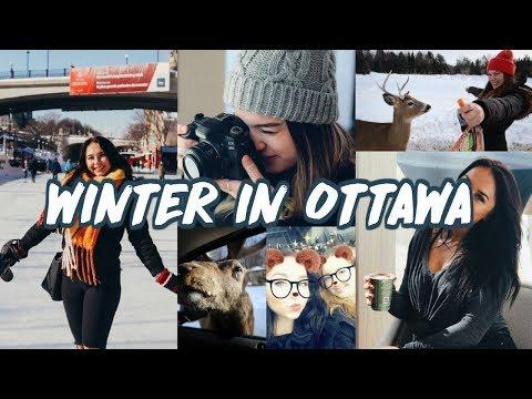 BEST WINTER ACTIVITIES IN OTTAWA, ONTARIO, CANADA 2019