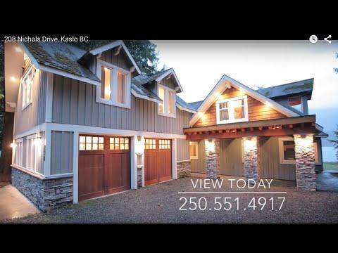 208 Nichols Drive, Kaslo BC - Nelson & Kootenay Real Estate