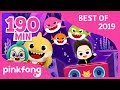 Baby Shark Dance Battle and more | Best Kids Songs | +Compilation | Pinkfong Songs for Children