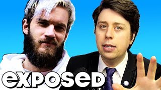 PewDiePie Exposed - FUNKY MONDAY