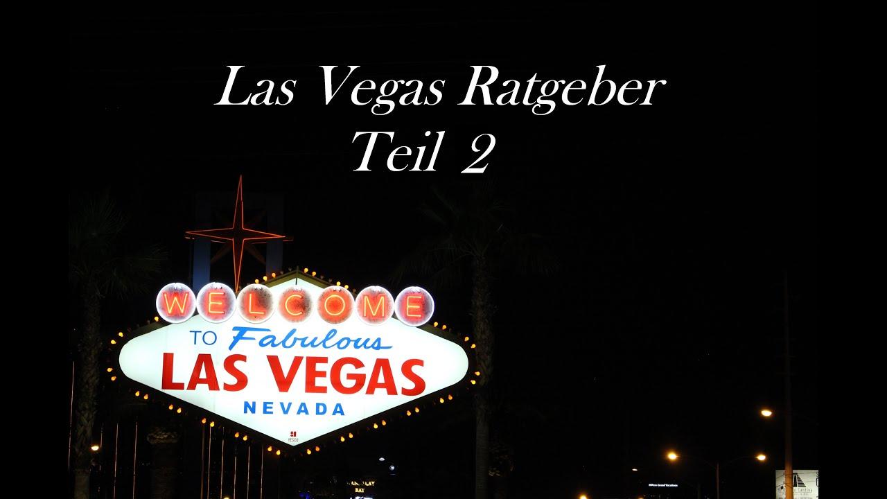 Las Vegas Tipps Und Tricks