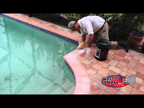 how to clean and seal pavers