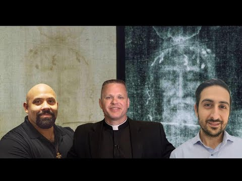 The Shroud of Turin LIVE WITH FATHER CHRIS ALAR