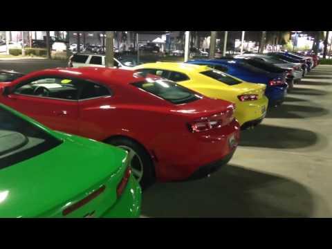 Chevrolet Camaro Dealer Riverside, CA | Chevy Camaro Dealership Riverside, CA