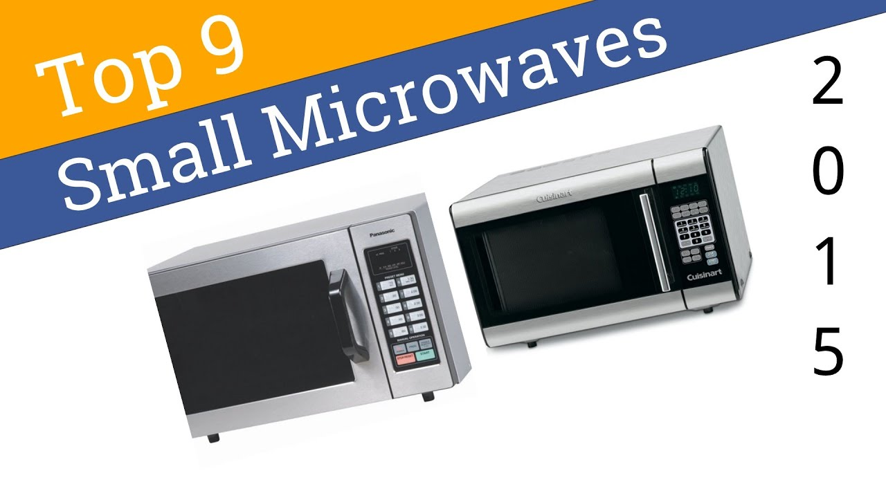 9 Best Small Microwaves 2017