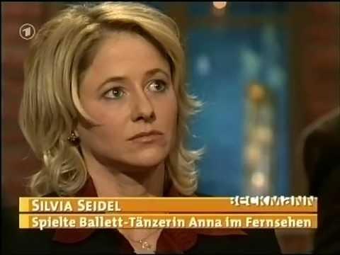27.12.2004  Silvia Seidel bei