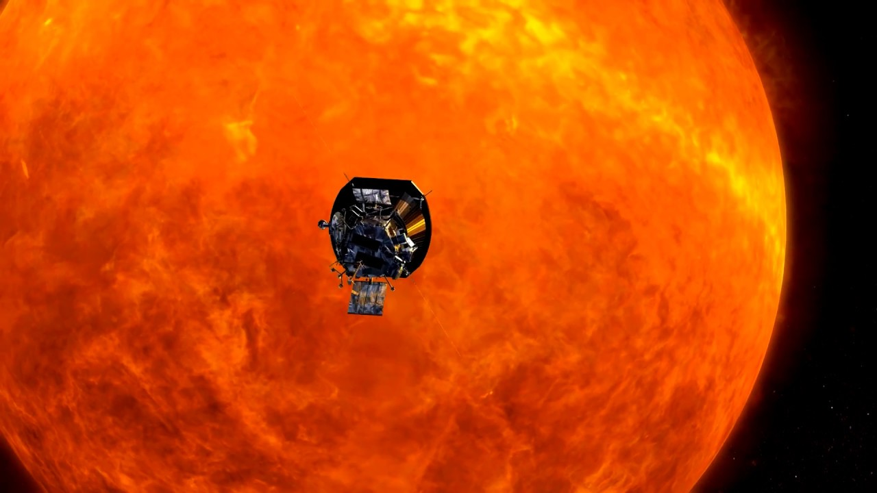 NASA's Parker Solar Probe Will Fly Fast and Close to Sun - YouTube
