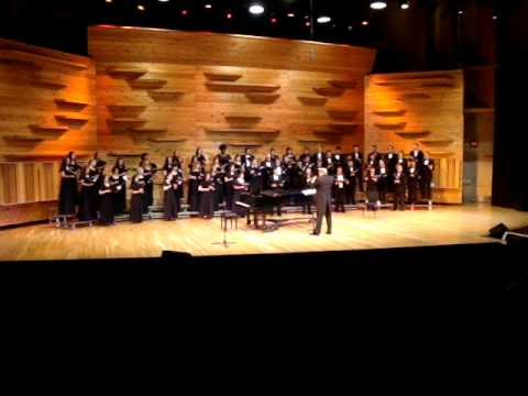 The Rutgers University Choral Extravaganza: This Marriage