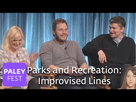 Parks and Recreation  Improvised Lines