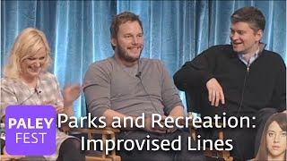 Parks and Recreation - Improvised Lines