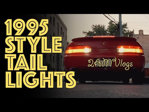 Style 95s - Upgrade Your Tails! | 2AMVlog #7