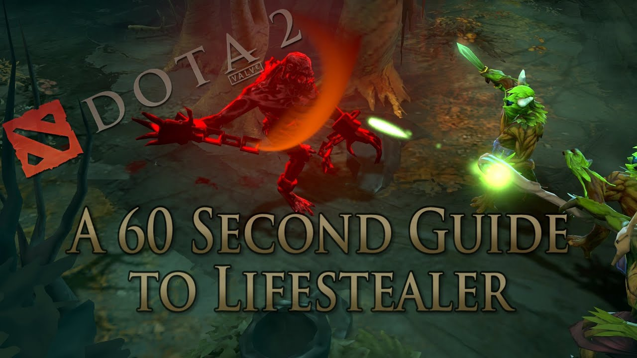 DotA 2 Guide  Jungle Lifestealer Done Quick  YouTube