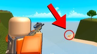 THE MOST INSANE SHOT in ROBLOX PRISON ROYALE