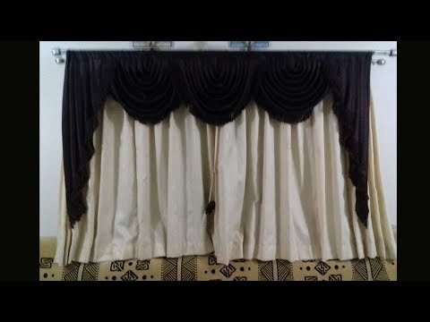 DIY Curtains How to make curtain at home easy method  #DIY curtain main portion #stitching technique