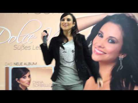 "Diana Sorbello-aktuelles Album ""Süßes Leben"""