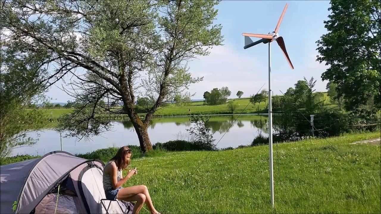 wind nutzen ein windrad bauen youtube. Black Bedroom Furniture Sets. Home Design Ideas