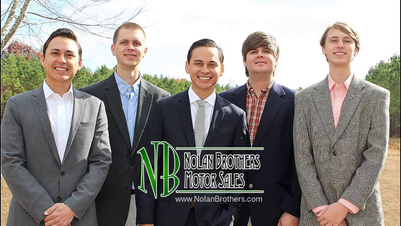 Nolan Brothers Motor Sales Remember When Youtube