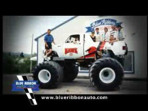Blue Ribbon Auto Inc. Philosophy 2008
