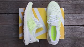 """ADIDAS ULTRA BOOST CLIMA """"SOLAR YELLOW"""" 