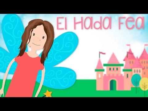 El Hada fea  Cuentos para dormir  Vdeos de cuentos infantiles