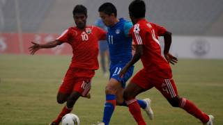 Semi Final 1: India vs Maldives (Highlights) SAFF Championship 2011