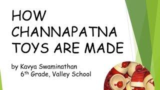 My Visit To Maya Organic Toy Unit, Channapatna