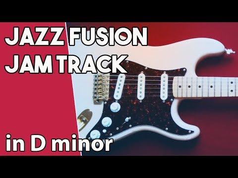 Dm Jazz Fusion Backing track