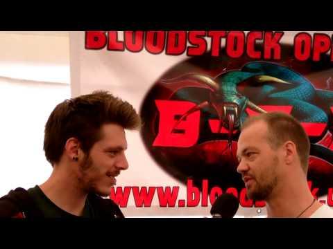 Amorphis Interview - Bloodstock Festival 2013