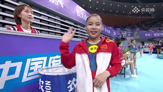 2020 Chinese Nationals Shang Chunsong VT UB BB FX Qual