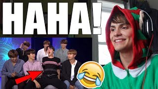15 Minutes Of BTS Stupidity REACTION