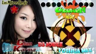 Musica Dance arabe Pop Remix- Dj Jorge ft Yoshua Mix - REMIX- Clan karma 2013