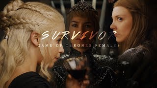 Game of Thrones Women | Survivor