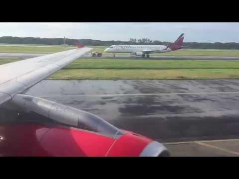 Avianca A320 Landing in El Salvador / Aterrizaje en El Salvador