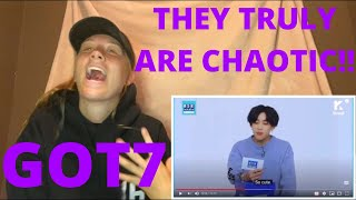ASK IN A BOX GOT7 (갓세븐) REACTION