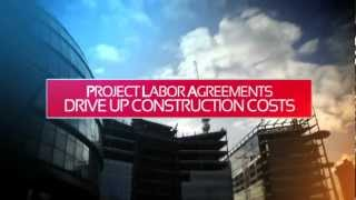 Project Labor Agreements: Not What We Need, Not What We Deserve