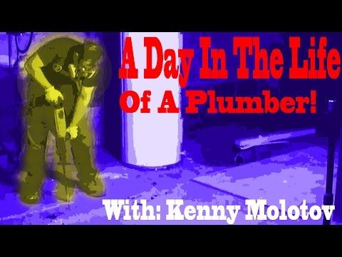 Day In The Life Of A Plumber/Plumbing Apprentice/ Plumbing Apprenticeship | Vlog | #2